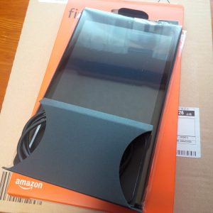 Fire HD 8 タブレット