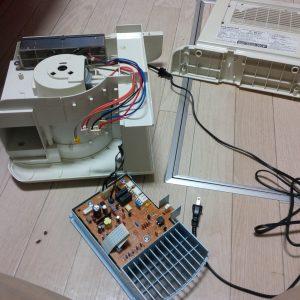 HD-300A分解掃除