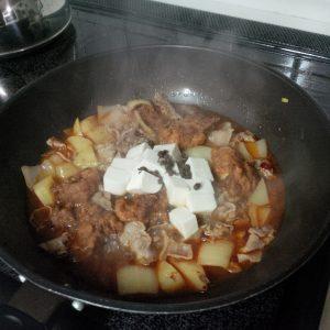 麻婆豆腐?