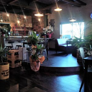 cafe8 内観