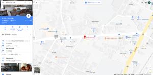 おうちごはん 心和 地図